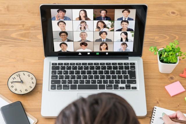 Web会議の話し方